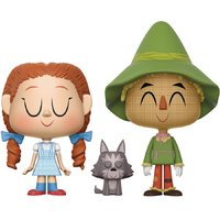 Dorothy + Scarecrow - Vynl. Figure 2-Pack
