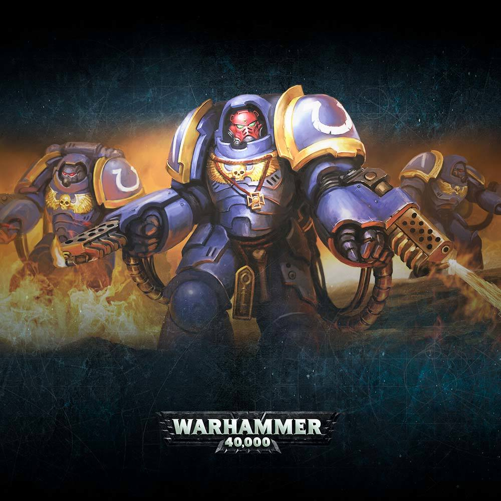 Warhammer 40,000: Easy to Build - Space Marines Primaris Aggressors image