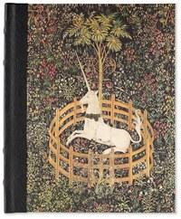 Peter Pauper Press: Large Journal - Unicorn Tapestry