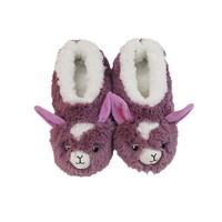 Slumbies Llama Furry Foot Pals (M)
