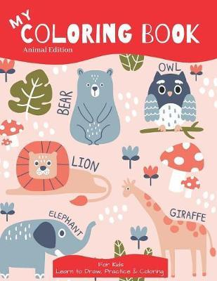 My Coloring Book by Sheila Smith