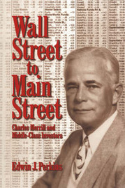 Wall Street to Main Street by Edwin J Perkins image