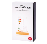 IS GIFT Dual Weather Station image