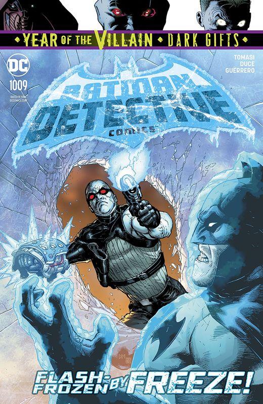 Batman: Detective Comics - #1009 (Cover A) by Peter J Tomasi