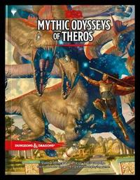 Dungeons & Dragons Mythic Odysseys of Theros by Wizards RPG Team image