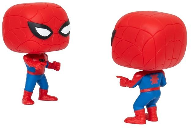 Marvel: Spider-Man vs. Spider-Man – Pop! Vinyl 2-Pack