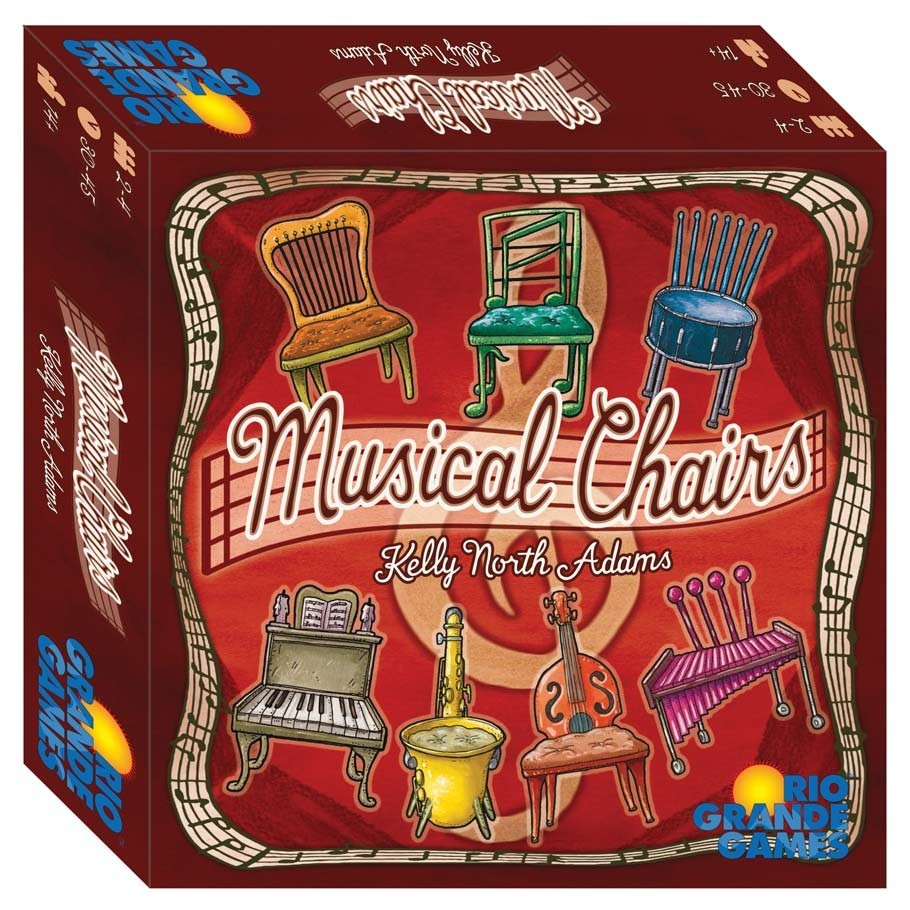 Musical Chairs image