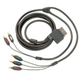 Mad Catz Component Cable for Xbox 360