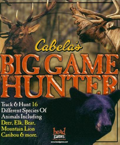 Cabela's Big Game Hunter for PC Games