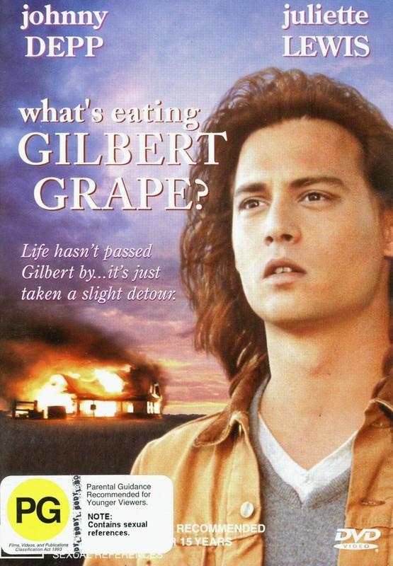 What's Eating Gilbert Grape? on DVD