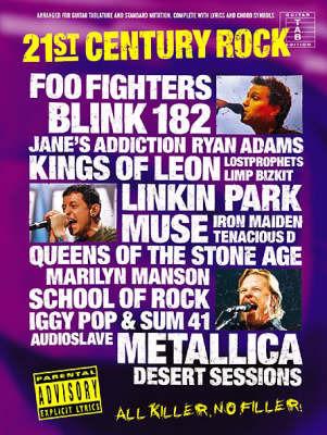 21st Century Rock TAB: v. 3