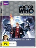 Doctor Who: The Mutants DVD