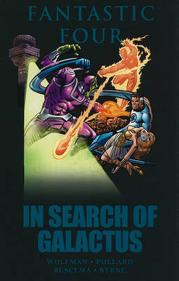 Fantastic Four: In Search of Galactus image