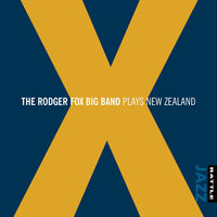 Plays New Zealand by The Rodger Fox Big Band