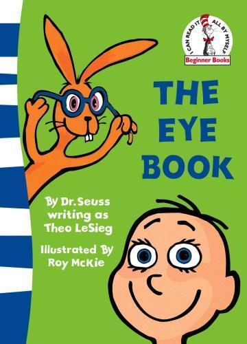 The Eye Book by Seuss