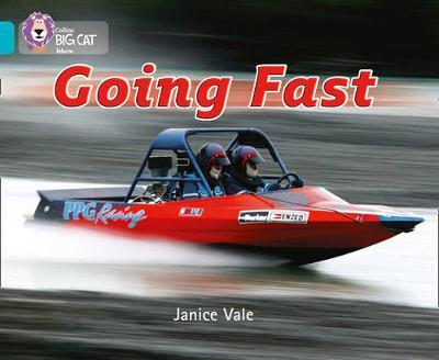 Going Fast by Janice Vale image
