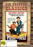 Posse From Hell (Six Shooter Classics) on DVD