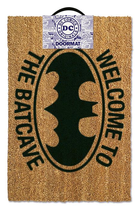 Batman: Welcome to the Batcave - Doormat
