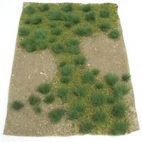 JTT: Grassland Sheet - Green (125x175mm)