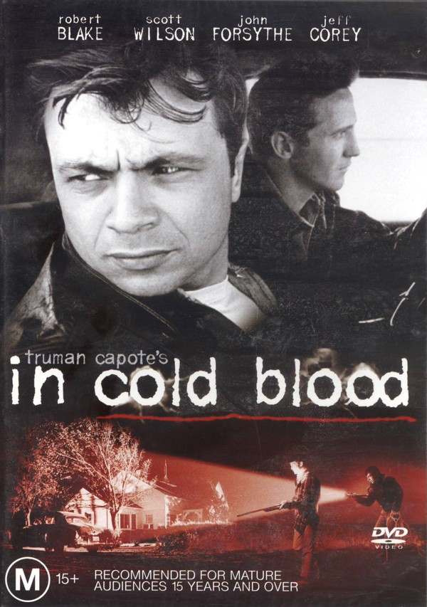 In Cold Blood on DVD image