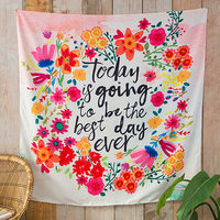 Natural Life: Tapestry - Today Is The Best Day Ever