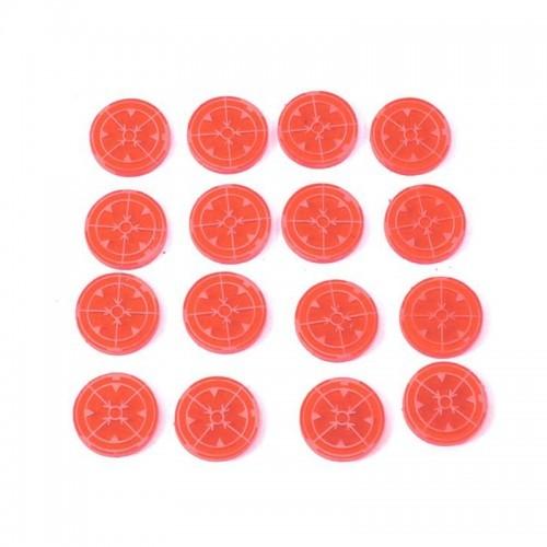 Marker Light/Lock On Token Set (Red)