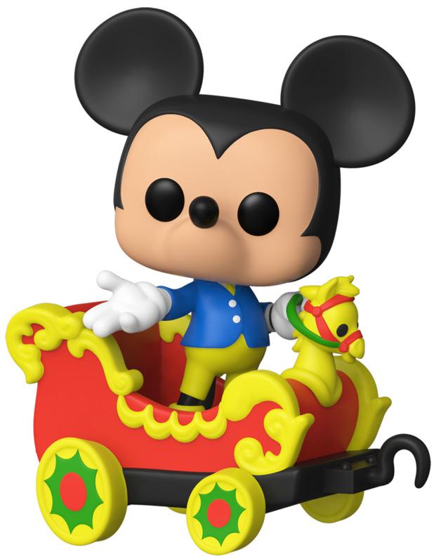 Disneyland: Mickey in Train in Carriage - Pop! Vinyl Figure