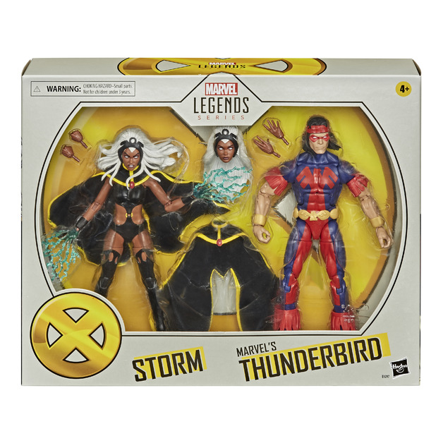 Marvel: X-Men Series - Storm and Thunderbird