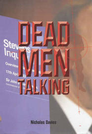 Dead Men Talking by Nicholas Davies