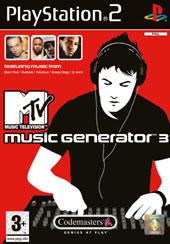 MTV Music Generator 3 for PlayStation 2