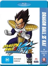 Dragon Ball Z - Kai Collection 2 (2 Disc Set) on Blu-ray