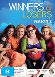Winners & Losers - Season 2 on DVD