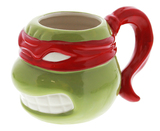 Teenage Mutant Ninja Turtles - Raphael 3D Ceramic Mug