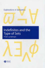 Indefinites and the Type of Sets by Fred Landman image