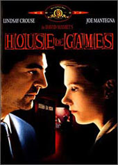 House Of Games on DVD