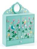 Djeco: Garden in Bloom Wardrobe