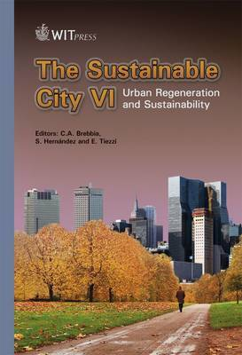 The Sustainable City: v. 6