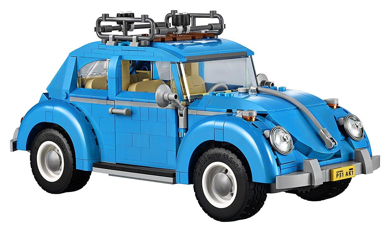 LEGO Creator: Volkswagen Beetle (10252) image