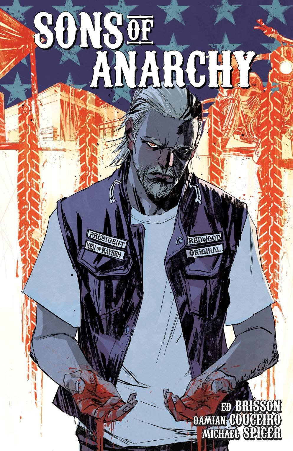Sons of Anarchy Vol. 3 image