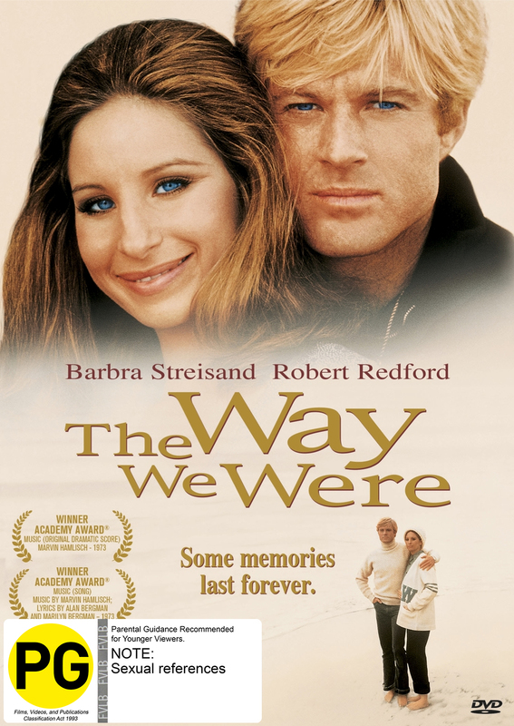 The Way We Were on DVD