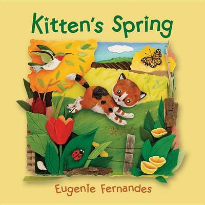 Kitten's Spring by Eugenie Fernandes image