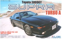 Fujimi: 1/24 Toyota Supra 3.0 (Turbo A 1988) - Model Kit