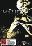 Iron Fist on DVD