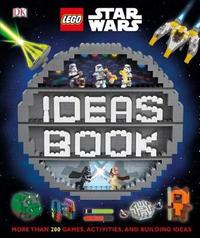 Lego Star Wars Ideas Book by Elizabeth Dowsett