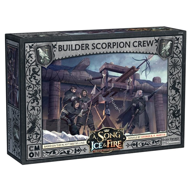 A Song of Ice & Fire TMG - Builder Scorpion Crew
