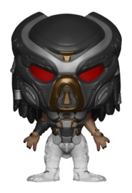 The Predator: Predator (Transparent) - Pop! Vinyl Figure