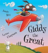 Giddy The Great by Jamie Rix image