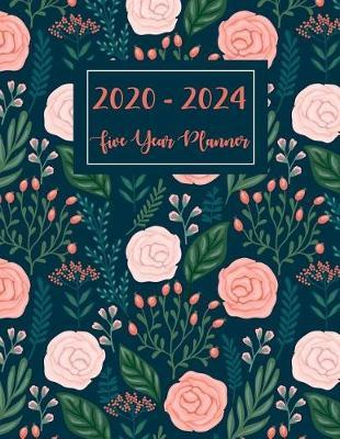 Five Year Planner 2020-2024 by Natasha Rodriguez