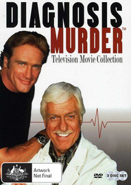 Diagnosis Murder - The Movie Collection on DVD