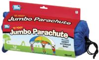 Toysmith: Jumbo Parachute (3m) - Assorted Colours image
